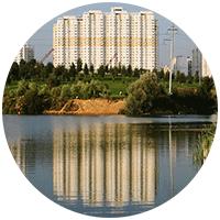О том, что полезного для обычного дачника можно отыскать в московском районе Митино