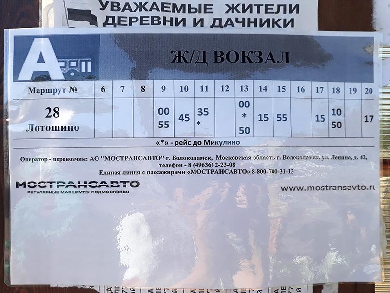 Нам приходилось подгадывать, когда выехать из Москвы, чтобы успеть на тот или иной автобус