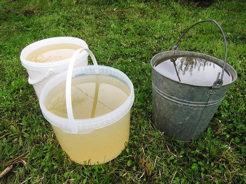 Мы пока не пробовали заниматься очисткой технической воды, но скоро начнем обязательно