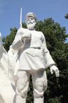 Памятник участникам ВОВ в станице Дмитриевской