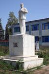 Памятник стоит давно. Его даже успели модернизировать - смотрите на следующих фотографиях.