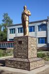 Памятник В.И. Ленину в станице Дмитриевской