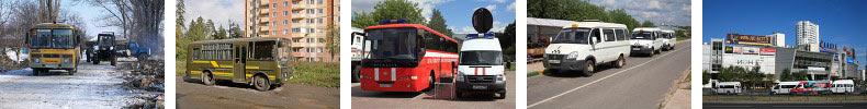 Мои фотографии автобусов в фотобанке