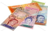 Деньги Венесуэлы в Фотобанке «CanStockPhoto»