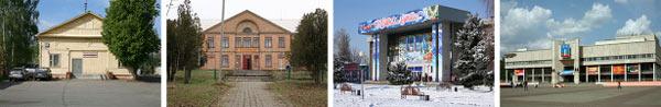 Дома и Дворцы Культуры в Фотобанке Лори
