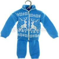Фотография ассимметричного детского костюмчика продалась через Фотобанк «Depositphotos»