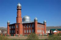 Фотография «Мечеть в селе Терезе» у трассы Кисловодск-Карачаевск