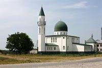 Фотография «Мечеть в селе Чапаевское» близ Черкесска