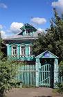 Моё второе велопутешествие, Частный дом в Павшино