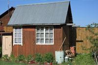 Дачный домик продан через Фотобанк «Лори»