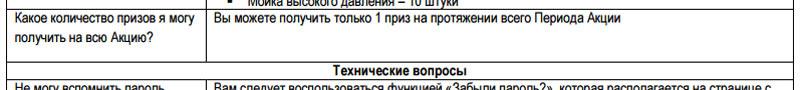 Акция «Газпромнефть» - Соберите шесть печатей в купон и обменяйте его на шанс