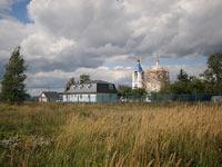 Моя фотография православного храма в посёлке Мосрентген на сайте Проверено.ру