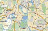 Моё второе велопутешествие из Красногорска в Москву и обратно состоялось через неделю после первого