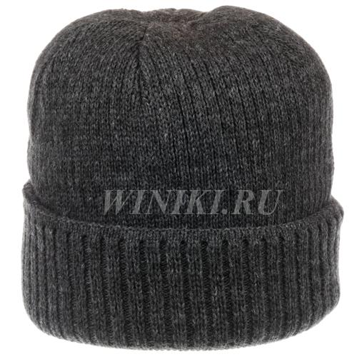 Трикотажная шапка - 0002. Изолировано на белом фоне