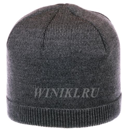 Трикотажная шапка - 0004. Изолировано на белом фоне