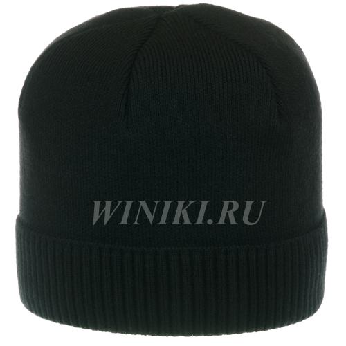 Трикотажная шапка - 0005. Изолировано на белом фоне