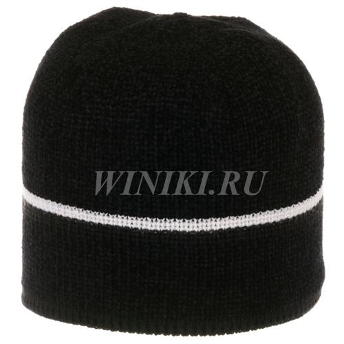 Трикотажная шапка - 0006. Изолировано на белом фоне